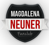 Logo Fanclub Magdalene Neuner