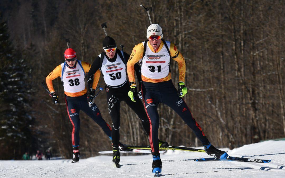 4 Athleten aus der Trainingsgruppe Werdenfels für die JWM in Obertilliach nominiert