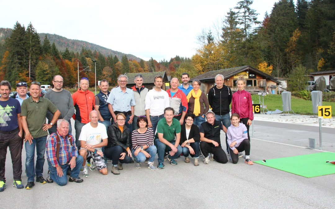 20 Jahre Biathlon Förderverein!