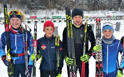 Erster Bayerncup 2019 in Ruhpolding