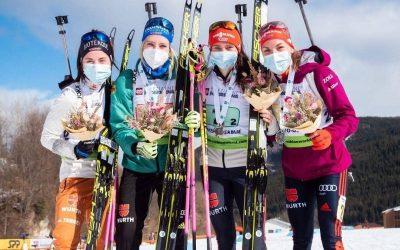 Frühwirt, Kebinger und Zobel sehr erfolgreich beim IBU Cup in der Slowakai