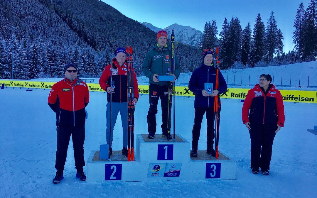 Guter Einstieg beim Alpencup in Obertilliach