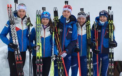 DJM Biathlon findet 2019 in Kaltenbrunn statt!