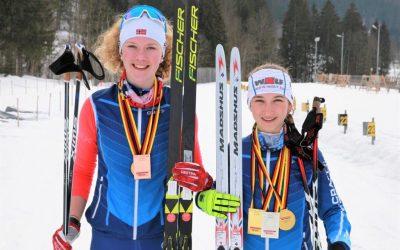 DSC – Oberhof kleines Finale mit Deutscher Meisterschaft der Staffeln