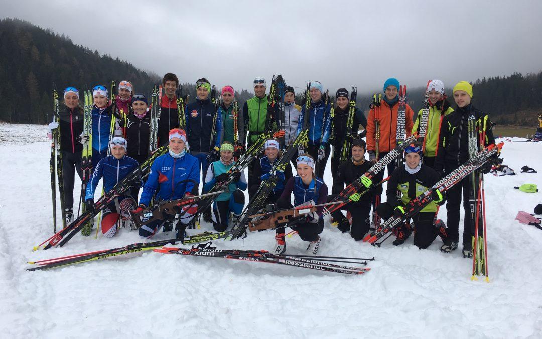 Weltcup, IBU Junior Cup, Alpencup, Deutschlandpokal – es geht los!